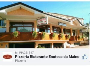 Asiago, Altopiano - pizzeria, ristorante, enoteca, bar, slot machine, maino
