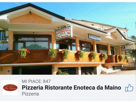 Asiago, Altopiano - pizzeria, ristorante, enoteca, bar, slot machine, maino