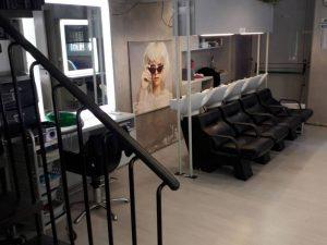 Storico negozio di parrucchiera, Alessandria