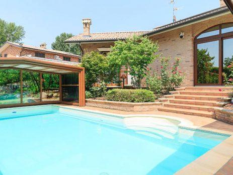 Vendesi villa prestigiosa, Giussago, Pavia
