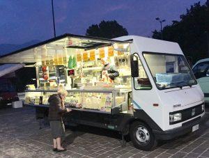 Vendesi attività ambulante alimentare, Galbiate, Lecco