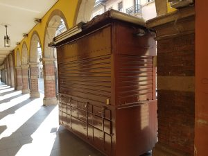Vendo chiosco vicino alla basilica del santo-prato della valle Padova
