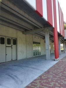 Capannoni magazzini industriali, Varazze, Savona