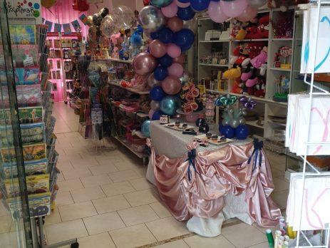 Negozio regalistica e Allestimenti per feste, Ruffano, Lecce