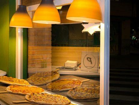Pizzeria nel sud Spagna