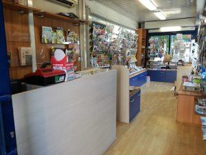 Cedesi edicola, attività ventennale per pensionamento, Vimodrone, Milano