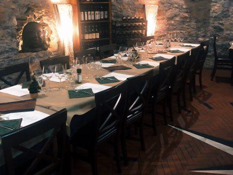 Cedesi ristorante storico in struttura mediovale in pietra, a 10 mt dal mare Andora, Savona