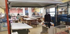 Cedesi stireria industriale avviata con capannone e abitazione, Robecchetto con Induno, Milano