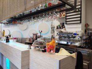 Bar, ristobar, via solari, Milano