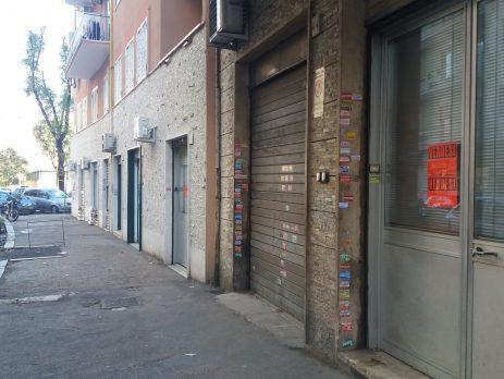 Vendita 4 locali commerciali, Roma