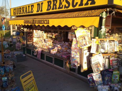 Vendita edicola, Manerba del Garda, Brescia