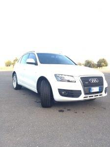 Audi Q5 1° serie, Roma