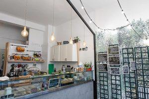 Bio Bar Frullateria con gastronomia TakeAway, Milano