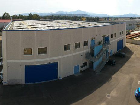 Capannone industriale 4000 mq Sardegna, Villaspeciosa, Cagliari