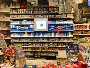Cedesi, tabaccheria e oggettistica, Venezia