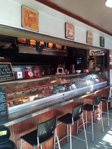 Chiosco paninoteca con cucina, Prato