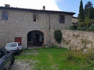Colonica, Casale in località San Casciano in Val Di Pesa, Firenze