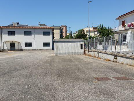 Immobile industriale D-1, Lanuvio, Roma