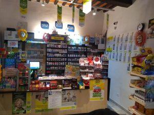 Vendesi Tabaccheria con annessa licenza di vicinato Market Enoteca, Castiglion Fibocchi