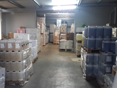 Vendita capannone 500 mq, Grottazzolina, Fermo