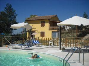 Affitto casa campagna, Serra Sant'Abbondio, Pesaro e Urbino