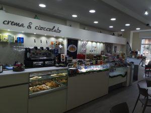 Bar gelateria in vendita a Aversa, Caserta