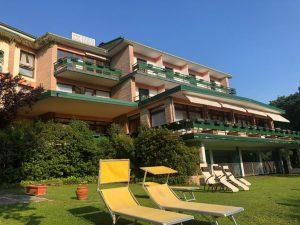 Vendo struttura alberghiera con centro benessere e progetto di ampliamento approvato, Vallio Terme, Brescia