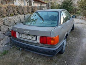 AUDI 80 immatricolata 8.8.88 vendo, Ischia, Napoli