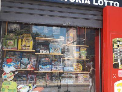 Cedo rivendita tabacchi giornali giochi, Ispra, Varese