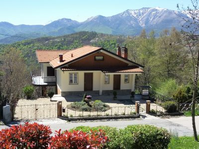 Chalet Villa Ortensia: your dream house in Italy, Valgioie, Torino