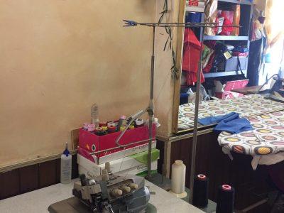 Sartoria Torino, completa di attrezzature, vendesi