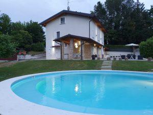 Villa con piscina e parco verde, Bedizzole, Brescia