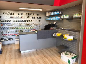 Vendita attività commerciale ingrosso e dettaglio consumabili, La Spezia