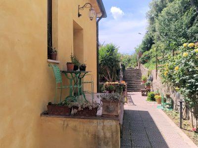 Casa con terrazza sulla maremma toscana, Roccastrada, Grosseto