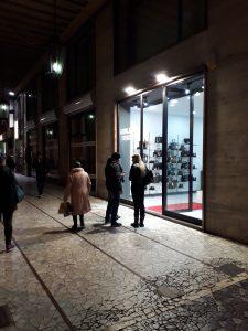 Negozio Livorno in Via Grande, immobile commerciale di 160 mq
