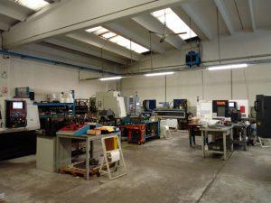 Officina meccanica di precisione, Brembate di Sopra, Bergamo