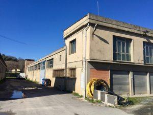 Vinci, Firenze, porzione di capannone artigianale in vendita