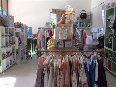 Negozio di articoli per infanzia e abbigliamento, Lavena Ponte Tresa, Varese