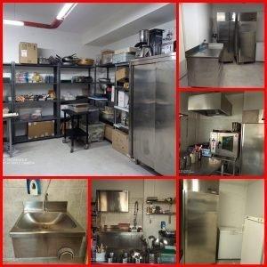 Cucina per ristorante completa, in vendita a Castelfranco Veneto, Treviso