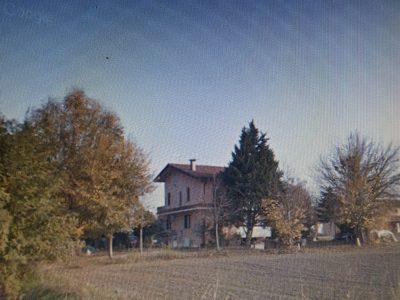 Villa singola con magazzino, Monselice, Padova