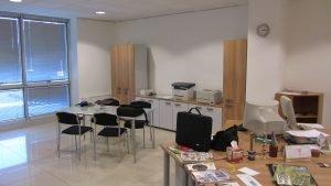 Affittasi ufficio a Quart regione Amerique Centro direzionale la Rotonda, Aosta