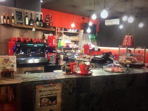 Caffetteria con rivendita di pane, Rovigo