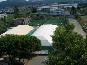 Centro sportivo e ristorante, Vado Ligure, Savona