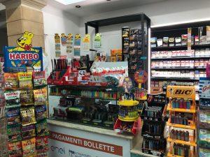 Tabacchino, ricevitoria, articoli da regalo, Melendugno, Lecce