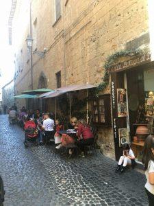 Osteria in centro storico Orvieto, Terni