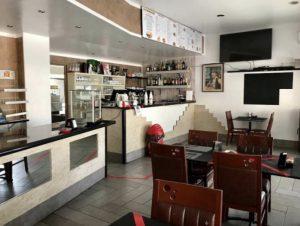 Bar pizzeria con dehors estivo, Mozzate, Como