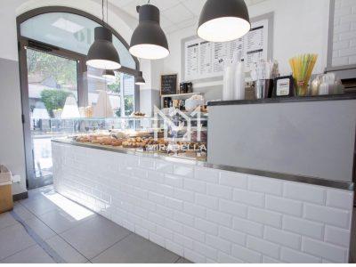 Bar Tavola Calda Pizzeria con canna fumaria Monza centro