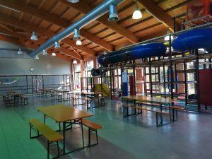 Bar, pizzeria con sala eventi e area giochi, Grumello del Monte, Bergamo