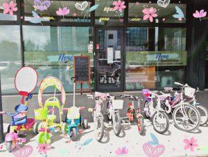 Negozio Abbigliamento bimbi in Vendita, Argelato, Bologna
