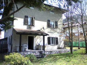 Porzione di casa indipendente, Levico Terme, fraz Barco, Trento